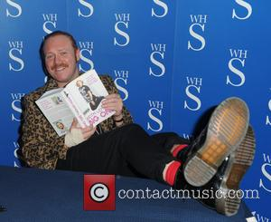 Leigh Francis - Leigh Francis celebrity juice presenter, better known as Keith Lemon, signs copies of his new autobiography Keith...