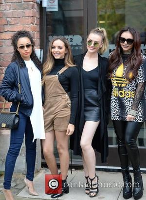 Leigh Anne Pinnock, Jade Thirwall, Perrie Edwards and Jesy Nelson