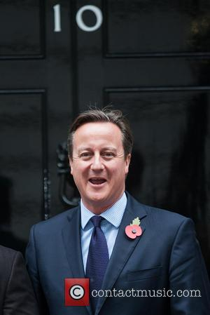 David Cameron - National Poppy Appeal 2015 launch and photocall held at 10 Downing Street - London, United Kingdom -...