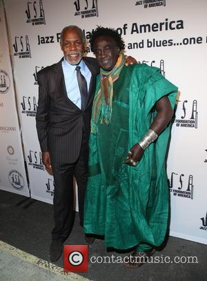 Danny Glover , Moko - The Jazz Foundation of America presents the 14th Annual 'A Great Night in Harlem' at...