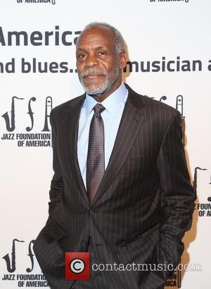 Danny Glover - The Jazz Foundation of America presents the 14th Annual 'A Great Night in Harlem' at the Apollo...