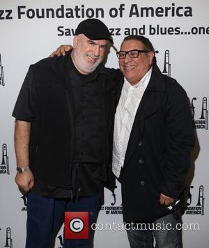 Randy Brecker and Sammy Figueroa