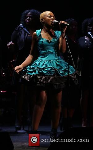 Kimberly Nichole - The Jazz Foundation of America presents the 14th Annual 'A Great Night in Harlem' at the Apollo...