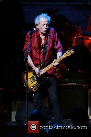 Keith Richards - The Jazz Foundation of America presents the 14th Annual 'A Great Night in Harlem' at the Apollo...