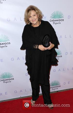 Brenda Vaccaro - Opening of Brian Bowen Smith's 'Metallic Life' exhibition at De Re Gallery West Hollywood - Arrivals -...