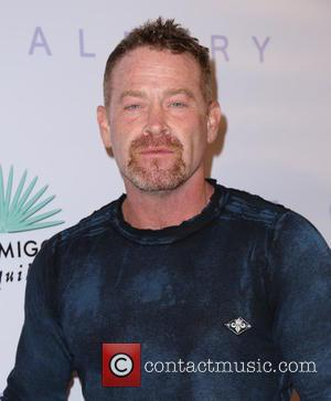 Max Martini - Opening of Brian Bowen Smith's 'Metallic Life' exhibition at De Re Gallery West Hollywood - Arrivals -...