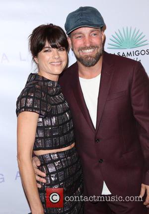 Selma Blair Worried About Son's Love Of Guns