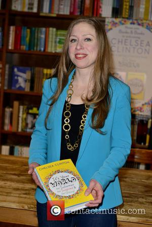 Chelsea Clinton Welcomes Second Child
