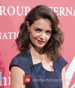 Katie Holmes - Fashion Group International Night of Stars at Cipriani Wall Street - New York, New York, United States...