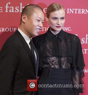 Jason Wu and Diane Kruger