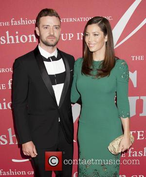 Justin Timberlake Honoured At Fashion Gala