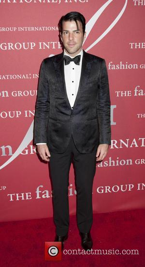 Zachary Quinto - Fashion Group International Night of Stars at Cipriani Wall Street - New York, New York, United States...