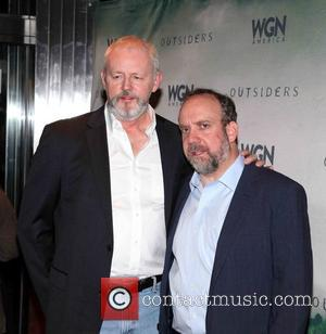 David Morse and Paul Giamatti