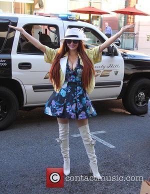 Phoebe Price - Phoebe Price out shopping in Beverly Hills at beverly hills - Beverly Hills, California, United States -...