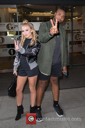 Mnek, (uzo Emenike) and Zara Larsson