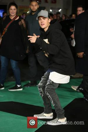 Justin Bieber - World Premiere of Ed Sheeran Jumpers For Goalposts held at the Odeon - Arrivals - London, United...