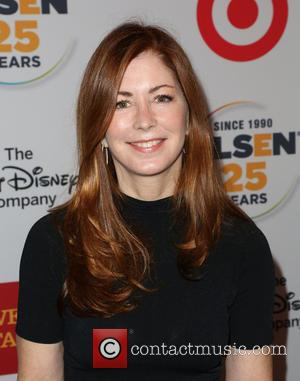 Dana Delany - 2015 GLSEN Respect Awards at the Beverly Wilshire Four Seasons Hotel - Arrivals at Beverly Wilshire Four...
