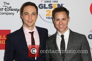 Jim Parsons , Todd Spiewak - 2015 GLSEN Respect Awards at the Beverly Wilshire Four Seasons Hotel - Arrivals at...