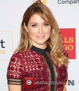 Sasha Alexander - 2015 GLSEN Respect Awards at the Beverly Wilshire Four Seasons Hotel - Arrivals at Beverly Wilshire Four...