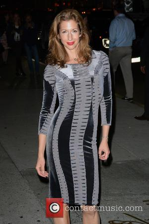 Alysia Reiner - 2015 Fashion Group International Night Of Stars - Outside Arrivals - Manhattan, New York, United States -...