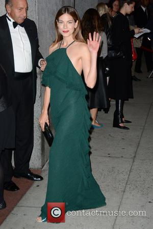 Michelle Monaghan - 2015 Fashion Group International Night Of Stars - Outside Arrivals - Manhattan, New York, United States -...