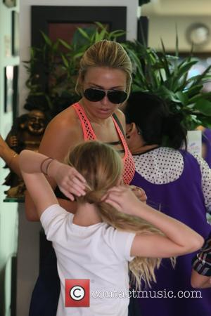 Alex Gerrard, Lilly Ella Gerrard and Lexie Gerrard
