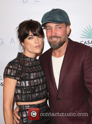 Selma Blair , Brian Bowen Smith - Exhibition Opening of Brian Bowen Smith's Metallic Life at De Re Gallery -...