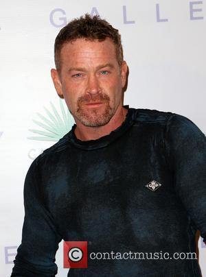 Max Martini - Exhibition Opening of Brian Bowen Smith's Metallic Life at De Re Gallery - Los Angeles, California, United...