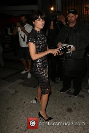 Selma Blair - Exhibition Opening of Brian Bowen Smith's Metallic Life at De Re Gallery - Los Angeles, California, United...