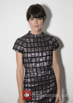 Selma Blair - Actor Channing Tatum poses at Brian Bowen Smith's 'Metallic Life' exhibition opening at DE RE GALLERY in...
