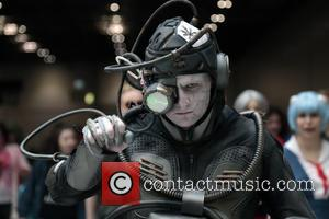 Star Trek - Borg - London Comic Con 2015 at the Excel Centre at Excel, Comic Con - London, United...