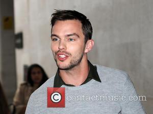 Nicholas Hoult - Nicholas Hoult at The BBC - London, United Kingdom - Friday 23rd October 2015