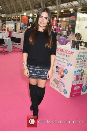 Layla Anna-Lee - The Baby Show at Olympia, London at Olympia - London, United Kingdom - Friday 23rd October 2015