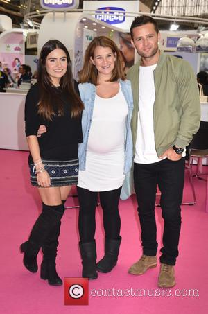 Layla Anna-lee, Izzy Johnson and Harry Judd