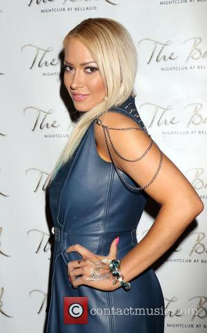 Kaya Jones - Kaya Jones hosts Album Release Party For 'The Chrystal Neria' at the Bank Nightclub inside Bellagio Hotel...
