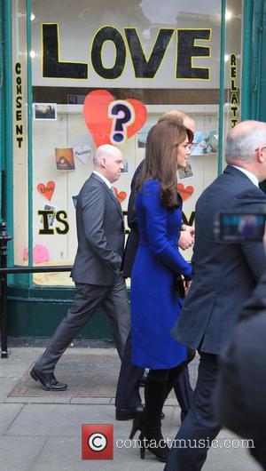 Prince William, Duke Of Cambridge, Catherine, Duchess Of Cambridge and Kate Middleton