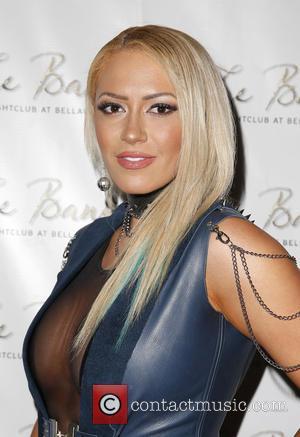 Kaya Jones - Kaya Jones hosts Album Release Party For 'The Chrystal Neria' at the Bank Nightclub inside Bellagio Hotel...