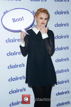 Rumer Willis - Claire's Halloween Bash - Red Carpet Arrivals - Manhattan, New York, United States - Saturday 24th October...