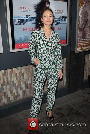 Olga Kurylenko - Film4 FrightFest 2015 - 'Momentum' - UK premiere held at the Prince Charles Cinema - London, United...