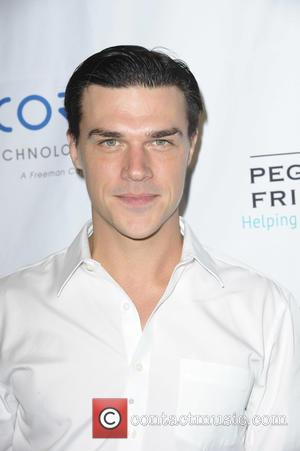 Finn Wittrock - Peggy Albrecht Friendly House 26th Annual Awards Luncheon - Los Angeles, California, United States - Saturday 24th...
