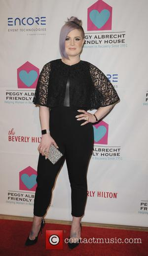 Kelly Osbourne - Peggy Albrecht Friendly House 26th Annual Awards Luncheon - Los Angeles, California, United States - Saturday 24th...