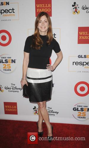 Dana Delany - 2015 GLSEN Respect Awards - Arrivals - Los Angeles, California, United States - Saturday 24th October 2015