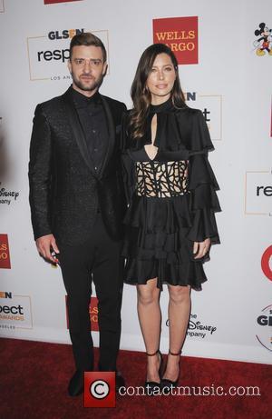 Jessica Biel , Justin Timberlake - GLSEN Respect Awards New York 2015 held at Cipriani - Arrivals - Los Angeles,...