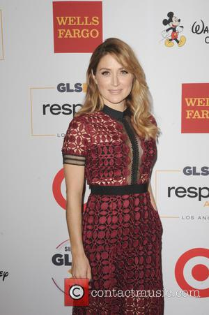 Sasha Alexander - GLSEN Respect Awards New York 2015 held at Cipriani - Arrivals - Los Angeles, California, United States...