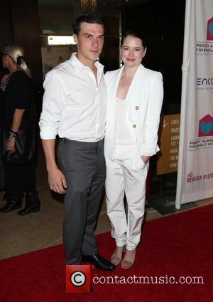 Finn Wittrock - Peggy Albrecht Friendly House 26th Annual Awards Luncheon held at the Beverly Hilton Hotel - Arrivals at...
