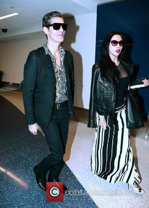 Perry Farrell and Etty Lau Farrell