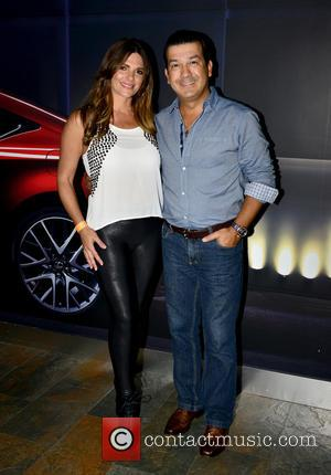 Barbara Bermudo and Mario Andres Moreno