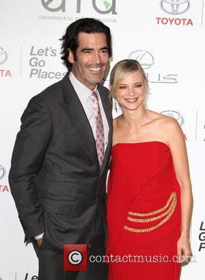 Amy Smart , Carter Oosterhouse - 25th annual Environmental Media Awards at Warner Brother Studios Lot - Arrivals at Warner...