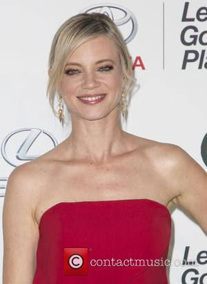 Amy Smart - Celebrities attend 25th annual Environmental Media Awards at Warner Brother Studios Lot. at Warner Brother Studios Lot...