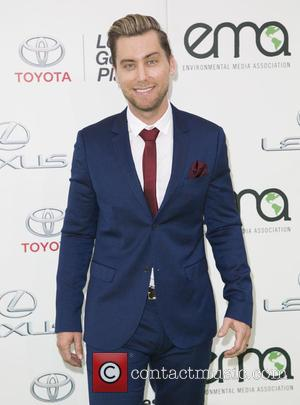 Lance Bass Is 'Not Scared' To Attend Pride Events
